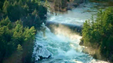 Photo of Evacuations continue in western Quebec as Bell Falls Dam threatens to fail