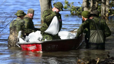 Photo of Ottawa River poised to peak amid flooding in Ontario, Quebec, New Brunswick