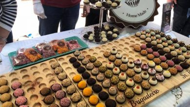 Photo of Mercado do Chocolate até quarta-feira no Mercado dos Lavradores