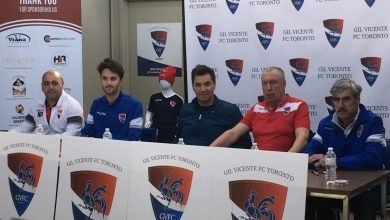 Photo of Gil Vicente visitou Academia de Toronto