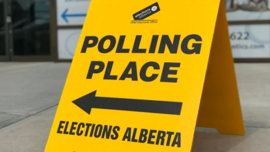 Photo of Almost 700,000 votes cast in record-breaking Alberta election advance polls