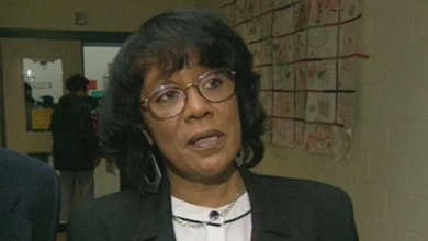 Photo of Civil rights activist Joan Jones, the 'glue that held everything together,' has died