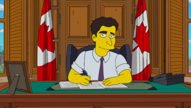 Photo of D'Oh Canada! Canadian journalist voicing Trudeau on The Simpsons thanks to YouTube video
