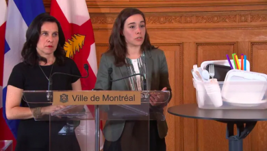 Photo of Montreal 'going to war' against single-use plastic and styrofoam food containers