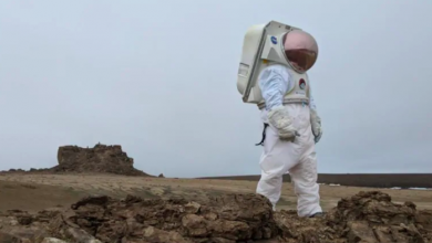 Photo of Nunavut's Mars training ground now available on Google Street View