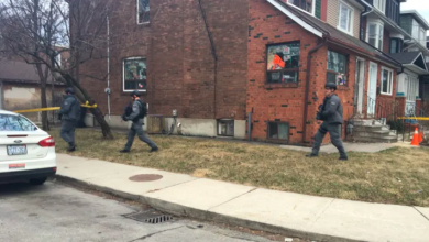 Photo of 1 man in serious condition after shooting near St. Clair and Caledonia