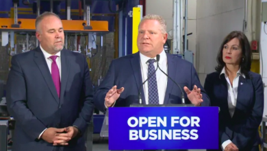 Photo of Doug Ford's PCs ramp up fundraising machine with pricey events