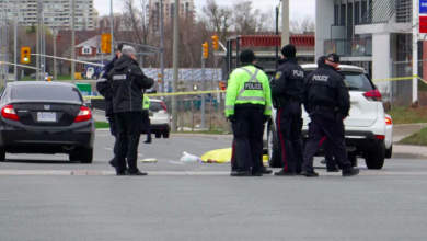 Photo of Pedestrian fatally struck by vehicle in Mississauga
