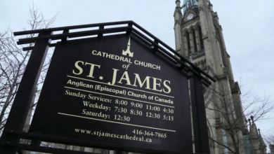 Photo of Toronto's St. James Cathedral, razed twice in fires, offers hope and advice to Notre-Dame