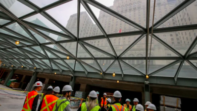 Photo of Workers getting closer to finishing $823M revitalization of Union Station, city says