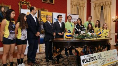Photo of III Torneio de Voleibol Cidade do Funchal