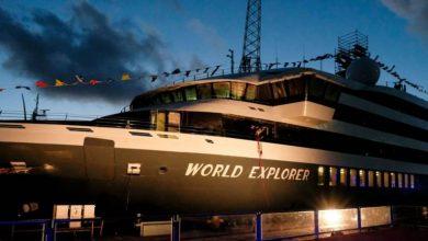 Photo of Navio 'MS World Explorer' tem licença para casino emitida pela Madeira