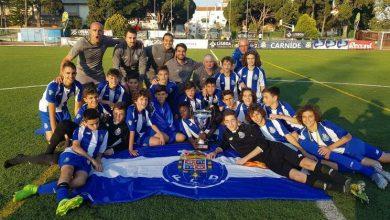Photo of Sub-13 do F. C. Porto vencem torneio da Pontinha