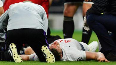 Photo of Jan Vertonghen causa grande susto no jogo entre Tottenham e Ajax
