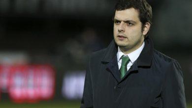 """Photo of André Geraldes suspenso por chamar """"toupeiras"""" a adeptos do Benfica"""