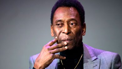 Photo of Pelé hospitalizado em Paris