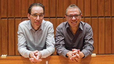 """Photo of Pedro Burmester e Mário Laginha – """"Música a 4 mãos"""""""
