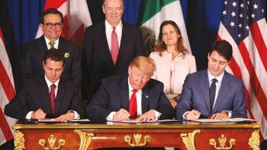 Photo of EUA eliminam tarifas a aço e alumínio de Canadá e México