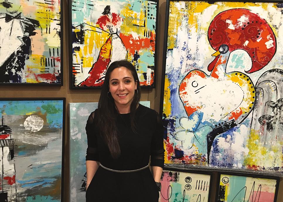 Carla Antunes- artista plástica