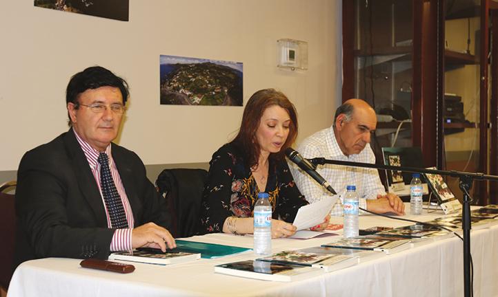 Roberto Medeiros, Maria João Dodman e Tony de Sousa