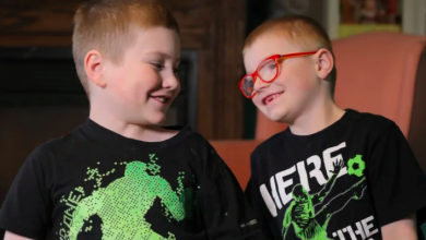 Photo of Brothers have the same deadly disease but only 1 gets what their parents hope is life-saving treatment