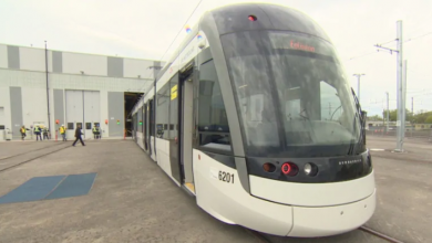 Photo of Bombardier delivers vehicles for Eglinton Crosstown LRT 'close to schedule,' Metrolinx says