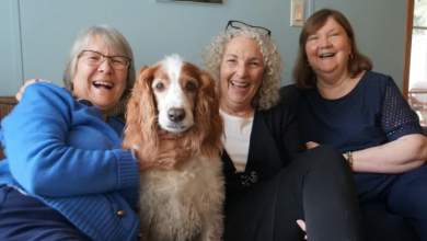 Photo of These seniors couldn't afford living alone — so they're becoming roommates