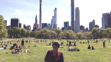 Photo of Nova Iorque na primavera