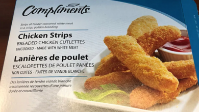 Photo of Salmonella outbreak linked to Compliments-brand chicken strips