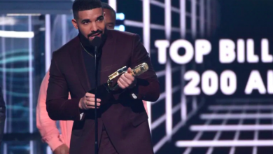 Photo of Drake wins early and often at Billboard Music Awards
