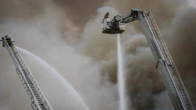 Photo of Fire at York Memorial Collegiate Institute upgraded to 6-alarm