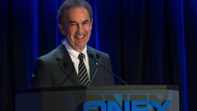 Photo of Meet Gerald Schwartz, the billionaire behind the Onex and WestJet deal