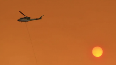 Photo of More than 1,700 people flown from Pikangikum as forest fire burns nearby