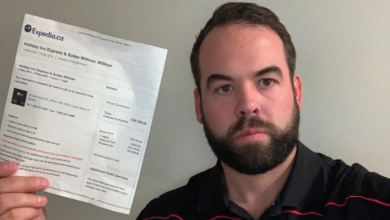 Photo of Expedia charges man almost $6,200 for 1-night stay at a Holiday Inn