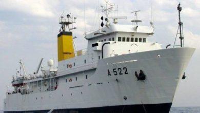 Photo of Navio hidrográfico da Marinha investiga mar da Madeira