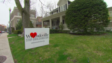 Photo of Oakville residents take stand against 'horrible' prospect of amalgamation