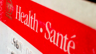 Photo of Ontario is cancelling remaining red-and-white health cards