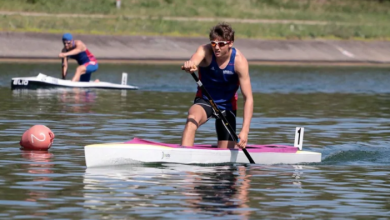 Photo of Canadian paddler alleges he was victim of harassment