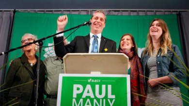 Photo of Green Party wins federal byelection in Nanaimo-Ladysmith