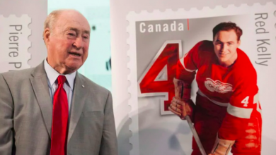 Photo of Red Wings, Maple Leafs legend Red Kelly dead at 91