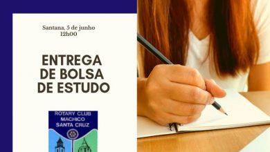 Photo of Rotary Club Machico/Santa Cruz entrega bolsa