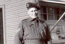 Photo of Remains found in France identified as those of Burlington soldier who died in WWII