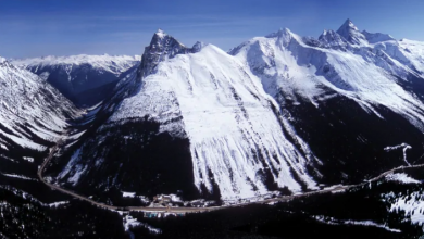 Photo of Glacier National Park getting world's largest avalanche detection system