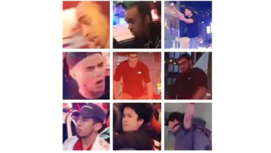 Photo of Police seek 7 men who allegedly climbed on cruiser after Raptors' Eastern Conference victory
