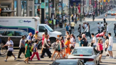 Photo of How would you like to see Yonge Street transformed? The city wants to know