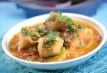 Photo of Caldeirada de bacalhau com batata doce