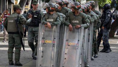 Photo of Forças armadas cercaram Assembleia Nacional da Venezuela