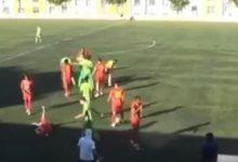 Photo of Árbitro agredido a soco durante jogo das distritais em Lisboa