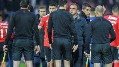 Photo of F. C. Porto multado por críticas à arbitragem do jogo do Benfica