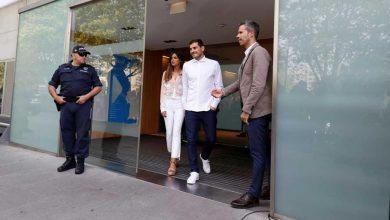 """Photo of Casillas já teve alta: """"O mais importante é estar aqui"""""""